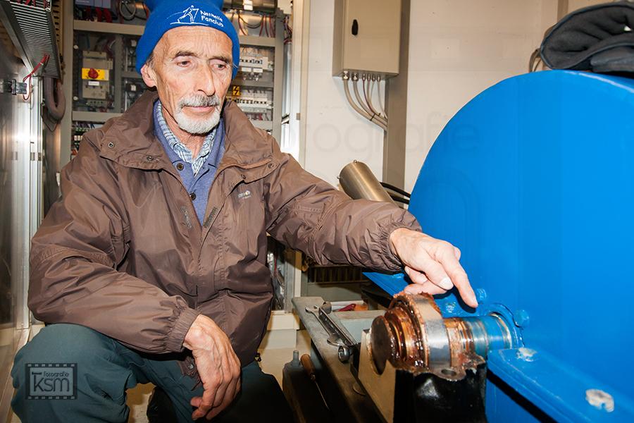 Kerem S. Maurer - Journalismus - Anzeiger von Saanen - Kleinstwasserkraftwerk Humm - Gstaad