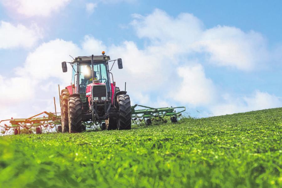 Kerem S. Maurer - Journalismus - Anzeiger von Saanen - Agrarpolitik AP 2022 plus - Mehr Ambitionen, bitte 2020
