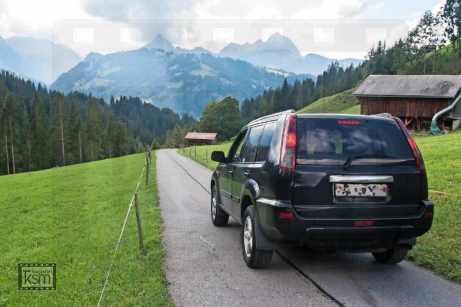 Kerem S. Maurer - Journalismus - Berner Oberländer - Infoanlass Turbachstrasse Saanen