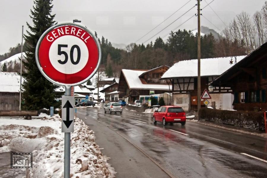 Kerem S. Maurer - Journalismus - Berner Oberländer - Sanierung Dorfdurchfahrt Reidenbach