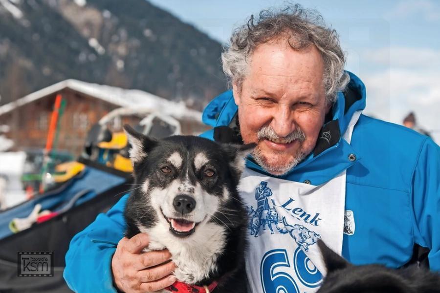 Kerem S. Maurer - Journalismus - Berner Oberländer - Schlittenhunderennen Lenk