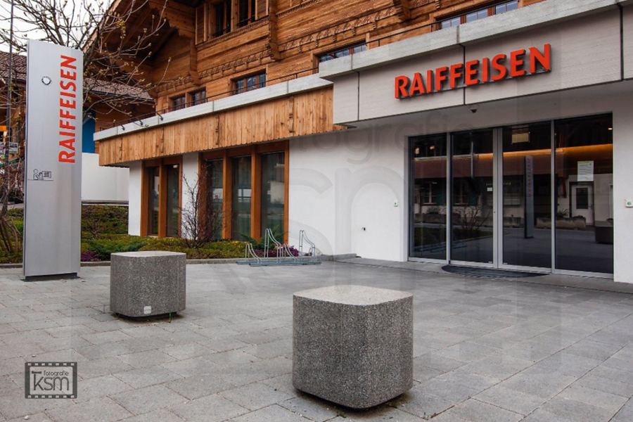 Kerem S. Maurer - Journalismus - Berner Oberländer - GV Raiffeisenbank Niedersimmental