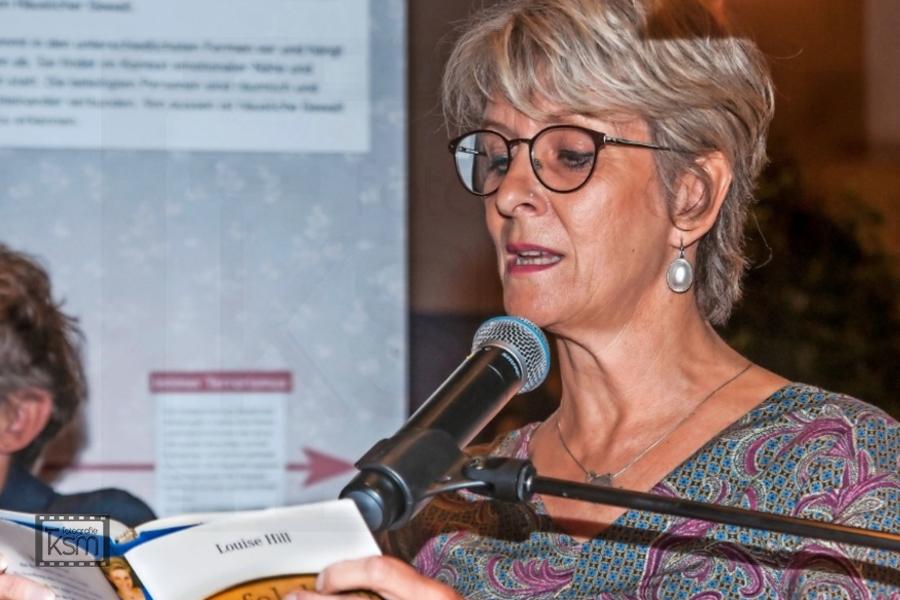 Kerem S. Maurer - Journalismus - Berner Oberländer - Vernissage Häusliche Gewalt