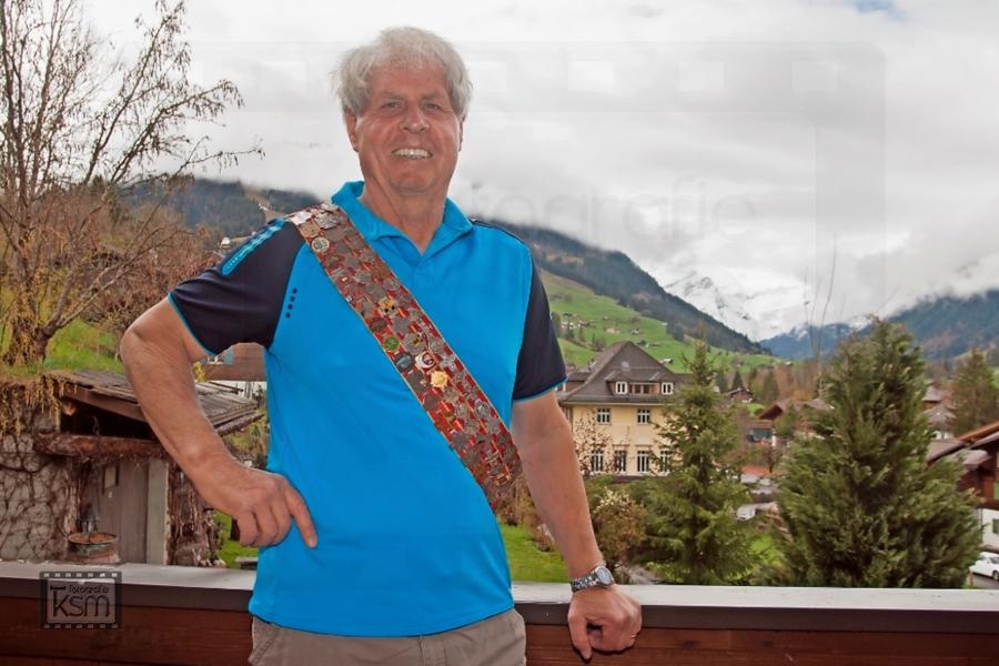 Kerem S. Maurer - Journalismus - Berner Oberländer - Benz Hauswirth Turnfest Porträt