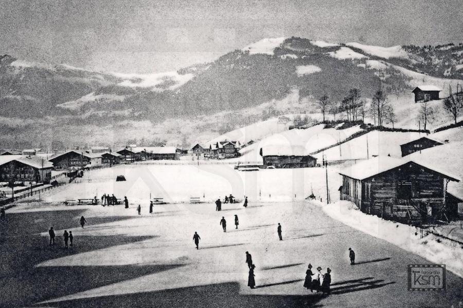 Kerem S. Maurer - Journalistisches - Berner Oberländer - Eisbahn Gstaad 2019