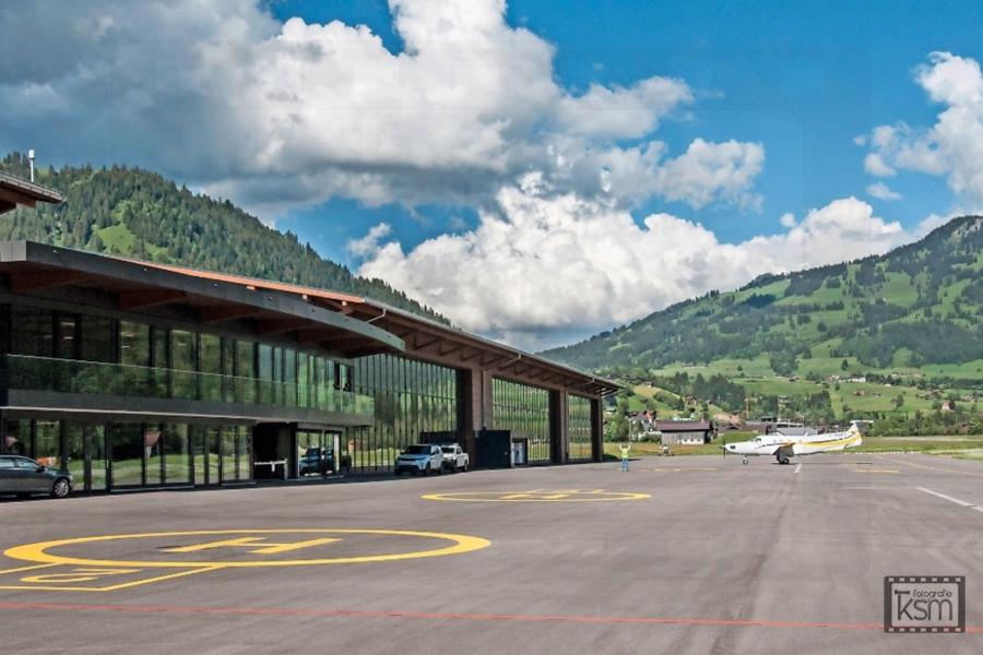 Kerem S. Maurer - Journalistisches - Berner Oberländer - Flugplatzgenossenschaft Gstaad-Saanenland 2019