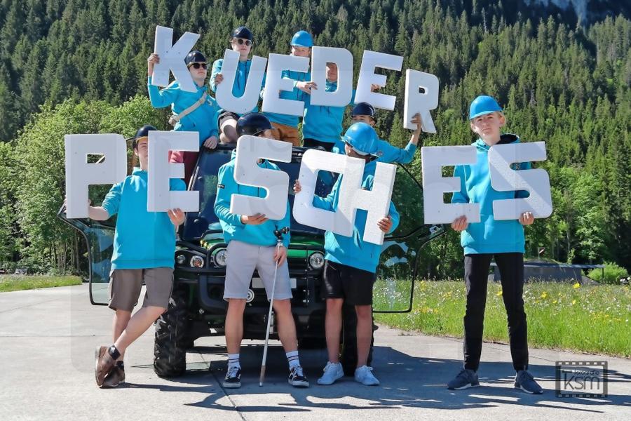 Kerem S. Maurer - Journalistisches - Berner Oberländer - Kuederpesches Beach Volley Gstaad 2019