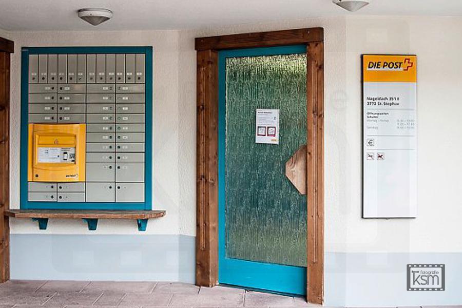 Kerem S. Maurer - Journalismus - Berner Oberländer - Poststelle St.Stephan - Wird Schliessung verschoben 2020