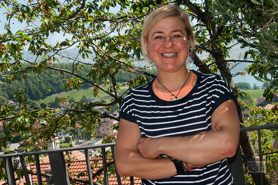Kerem S. Maurer - Journalistisches - Frutigländer - Sonja Holzer Porträt 2019